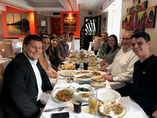 Sales & Marketing Curry Night
